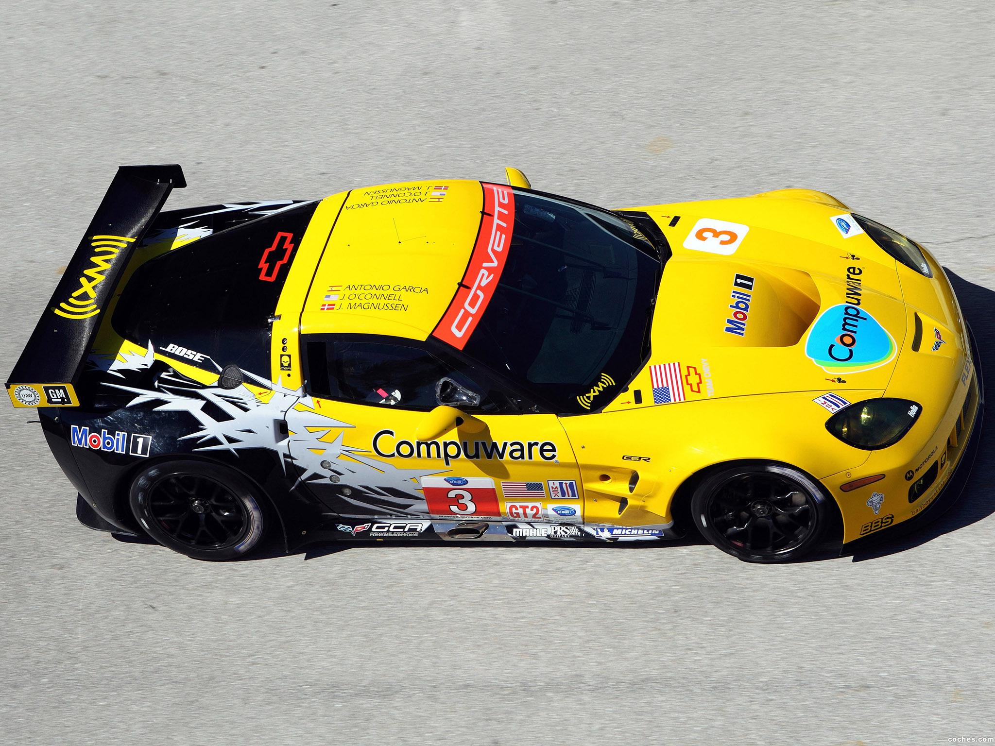 fotos corvette c6 - photo #23
