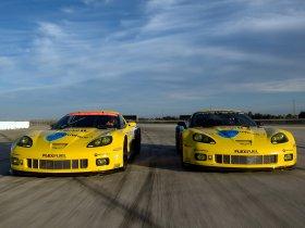 Ver foto 9 de Chevrolet Corvette C6-R GT2 2010