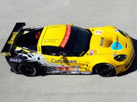 Ver foto 4 de Chevrolet Corvette C6-R GT2 2010