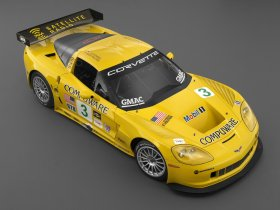 Ver foto 8 de Chevrolet Corvette C6R Race Car 2005