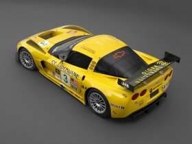 Ver foto 7 de Chevrolet Corvette C6R Race Car 2005