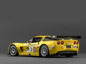 Ver foto 5 de Chevrolet Corvette C6R Race Car 2005