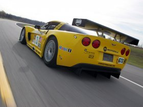 Ver foto 4 de Chevrolet Corvette C6R Race Car 2005