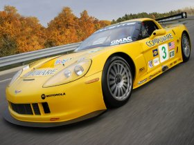 Ver foto 3 de Chevrolet Corvette C6R Race Car 2005