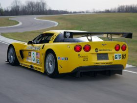 Ver foto 2 de Chevrolet Corvette C6R Race Car 2005