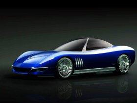 Ver foto 11 de Chevrolet Corvette Concept Italdesign Giugiaro 2003