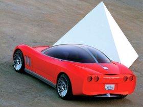 Ver foto 2 de Chevrolet Corvette Concept Italdesign Giugiaro 2003