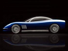 Ver foto 10 de Chevrolet Corvette Concept Italdesign Giugiaro 2003