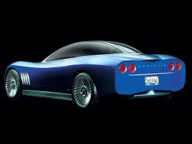 Ver foto 9 de Chevrolet Corvette Concept Italdesign Giugiaro 2003