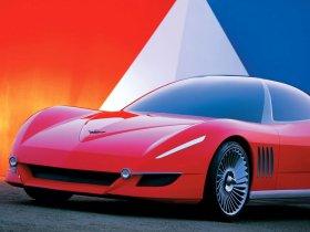 Ver foto 8 de Chevrolet Corvette Concept Italdesign Giugiaro 2003
