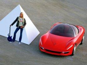 Ver foto 5 de Chevrolet Corvette Concept Italdesign Giugiaro 2003