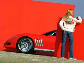 Ver foto 4 de Chevrolet Corvette Concept Italdesign Giugiaro 2003
