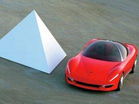 Ver foto 3 de Chevrolet Corvette Concept Italdesign Giugiaro 2003