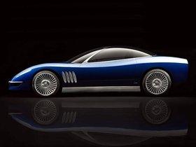 Ver foto 21 de Chevrolet Corvette Concept Italdesign Giugiaro 2003