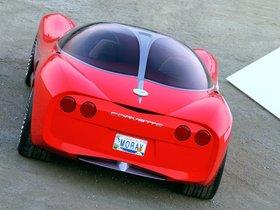 Ver foto 18 de Chevrolet Corvette Concept Italdesign Giugiaro 2003