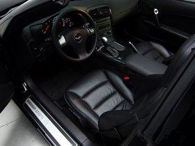 Ver foto 8 de Chevrolet Corvette Coupe Earnhardt Hall of Fame Edition 2010
