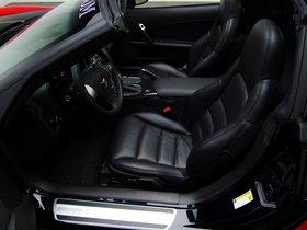 Ver foto 7 de Chevrolet Corvette Coupe Earnhardt Hall of Fame Edition 2010