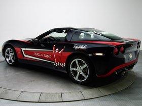Ver foto 3 de Chevrolet Corvette Coupe Earnhardt Hall of Fame Edition 2010