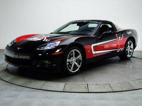 Ver foto 2 de Chevrolet Corvette Coupe Earnhardt Hall of Fame Edition 2010