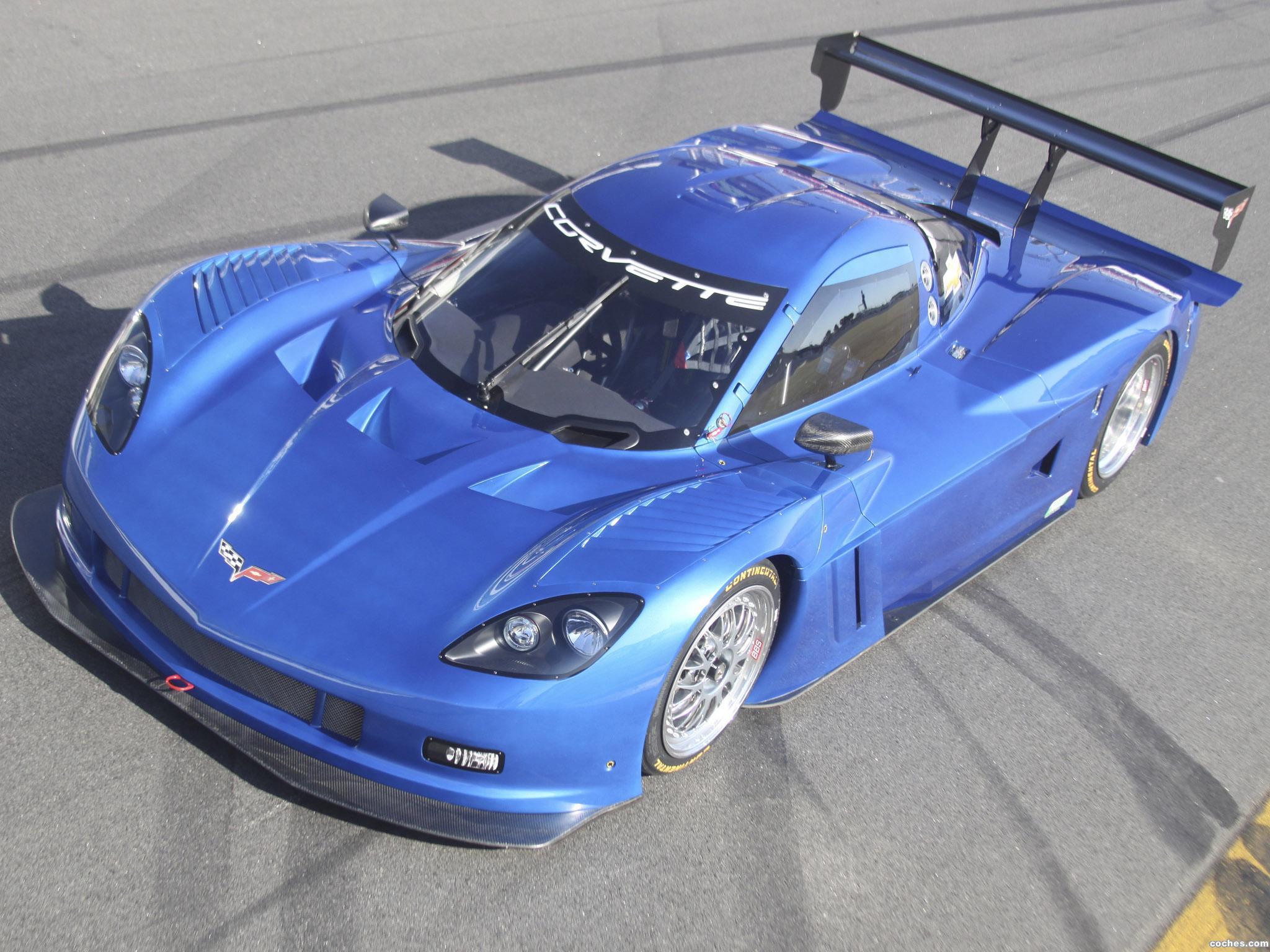 Foto 0 de Chevrolet Corvette Daytona Prototype 2012