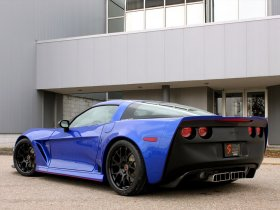 Ver foto 3 de Chevrolet Corvette GTR by Specter Werkes 2009