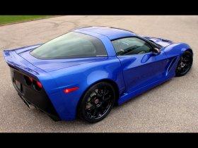 Ver foto 2 de Chevrolet Corvette GTR by Specter Werkes 2009