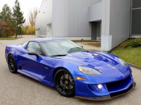 Fotos de Chevrolet Corvette GTR by Specter Werkes 2009