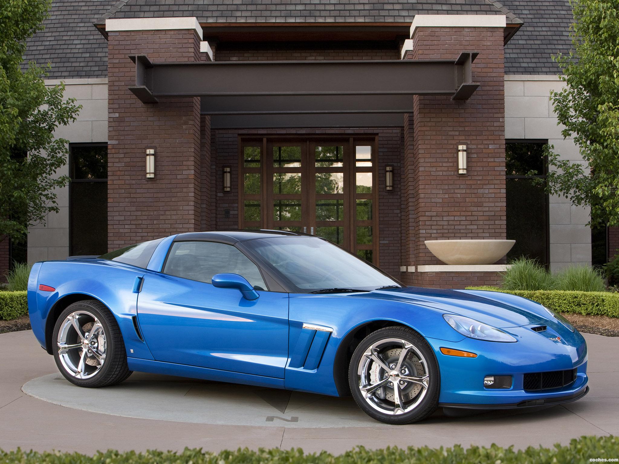 Foto 0 de Chevrolet Corvette Grand Sport 2010