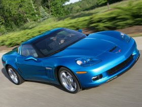 Ver foto 6 de Chevrolet Corvette Grand Sport 2010