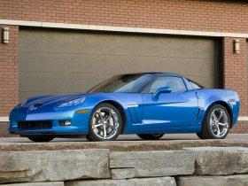 Ver foto 5 de Chevrolet Corvette Grand Sport 2010