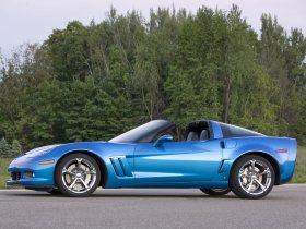Ver foto 3 de Chevrolet Corvette Grand Sport 2010