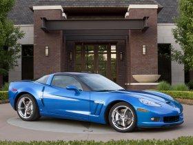 Fotos de Chevrolet Corvette Grand Sport 2010