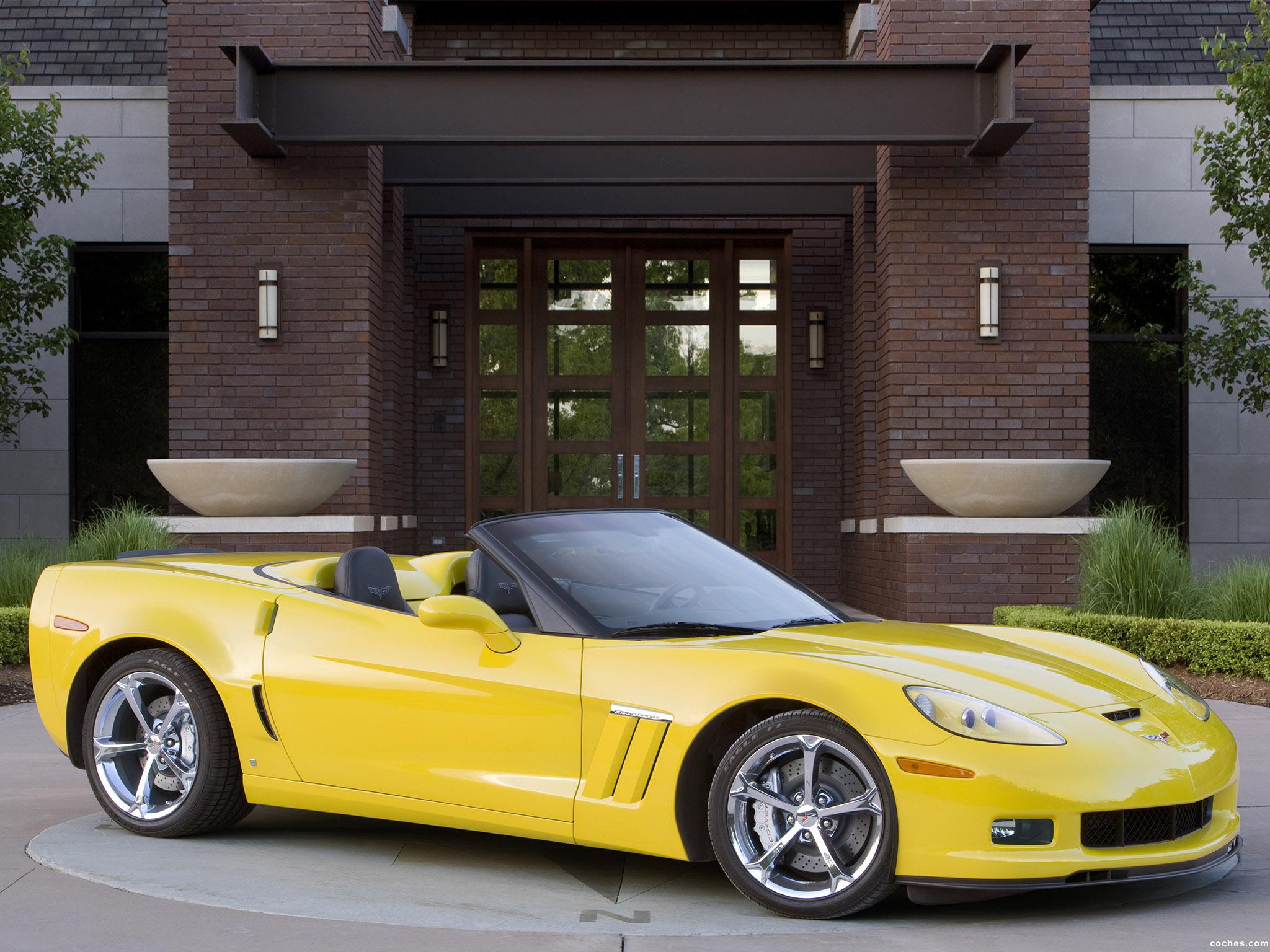 Foto 0 de Chevrolet Corvette Grand Sport Convertible 2010