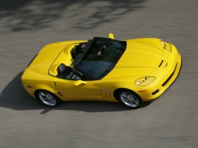 Ver foto 3 de Chevrolet Corvette Grand Sport Convertible 2010