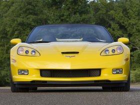Ver foto 2 de Chevrolet Corvette Grand Sport Convertible 2010