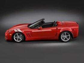 Ver foto 12 de Chevrolet Corvette Grand Sport Convertible 2010