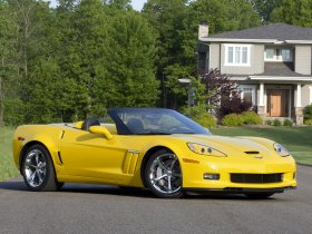 Ver foto 7 de Chevrolet Corvette Grand Sport Convertible 2010