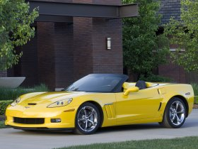Ver foto 6 de Chevrolet Corvette Grand Sport Convertible 2010
