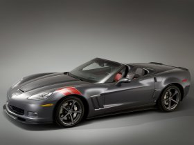 Ver foto 2 de Chevrolet Corvette GrandSport Heritage Package 2009