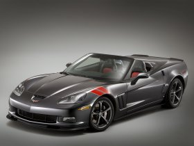 Fotos de Chevrolet Corvette GrandSport Heritage Package 2009