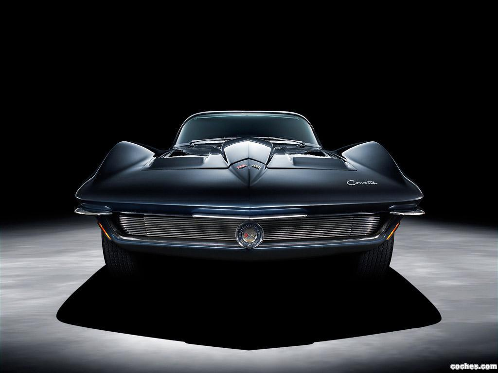 Foto 2 de Chevrolet Corvette Mako Shark Concept Car 1962