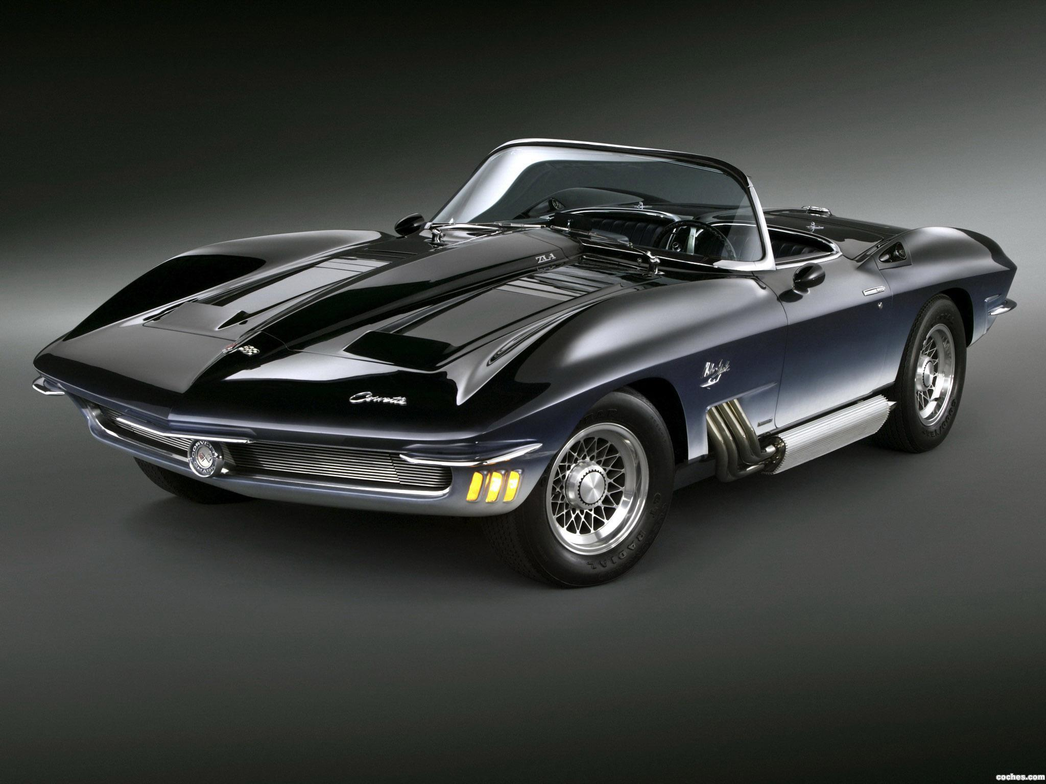 Foto 1 de Chevrolet Corvette Mako Shark Concept Car 1962