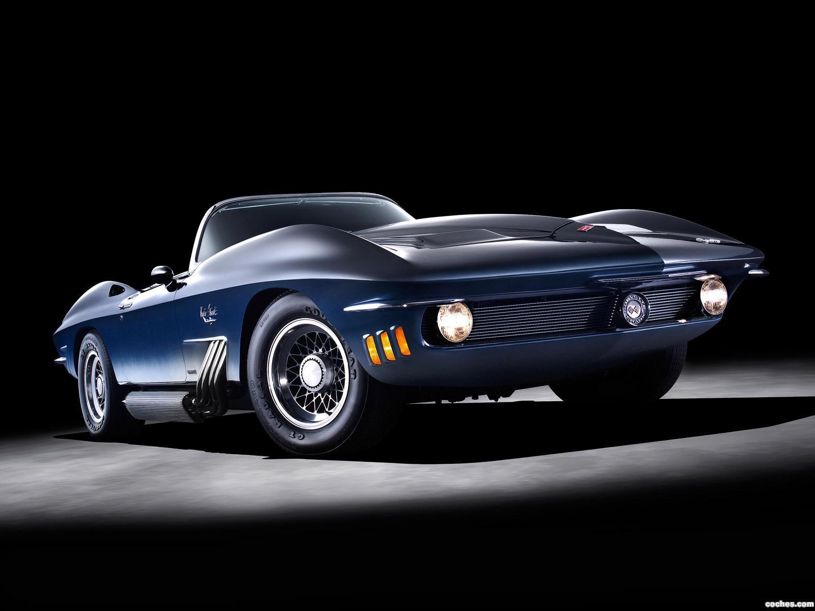 Foto 0 de Chevrolet Corvette Mako Shark Concept Car 1962