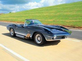 Ver foto 8 de Chevrolet Corvette Mako Shark Concept Car 1962