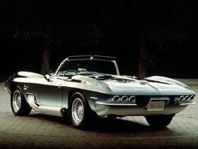 Ver foto 5 de Chevrolet Corvette Mako Shark Concept Car 1962