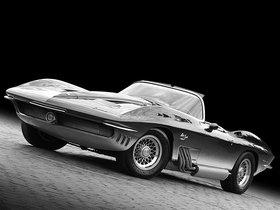 Ver foto 4 de Chevrolet Corvette Mako Shark Concept Car 1962