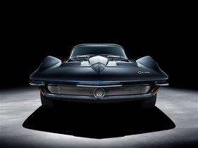 Ver foto 3 de Chevrolet Corvette Mako Shark Concept Car 1962