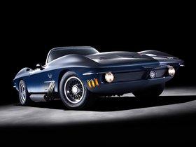 Ver foto 1 de Chevrolet Corvette Mako Shark Concept Car 1962
