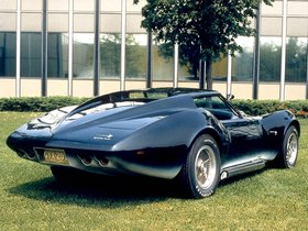 Ver foto 3 de Chevrolet Corvette Manta Ray Concept Car 1969