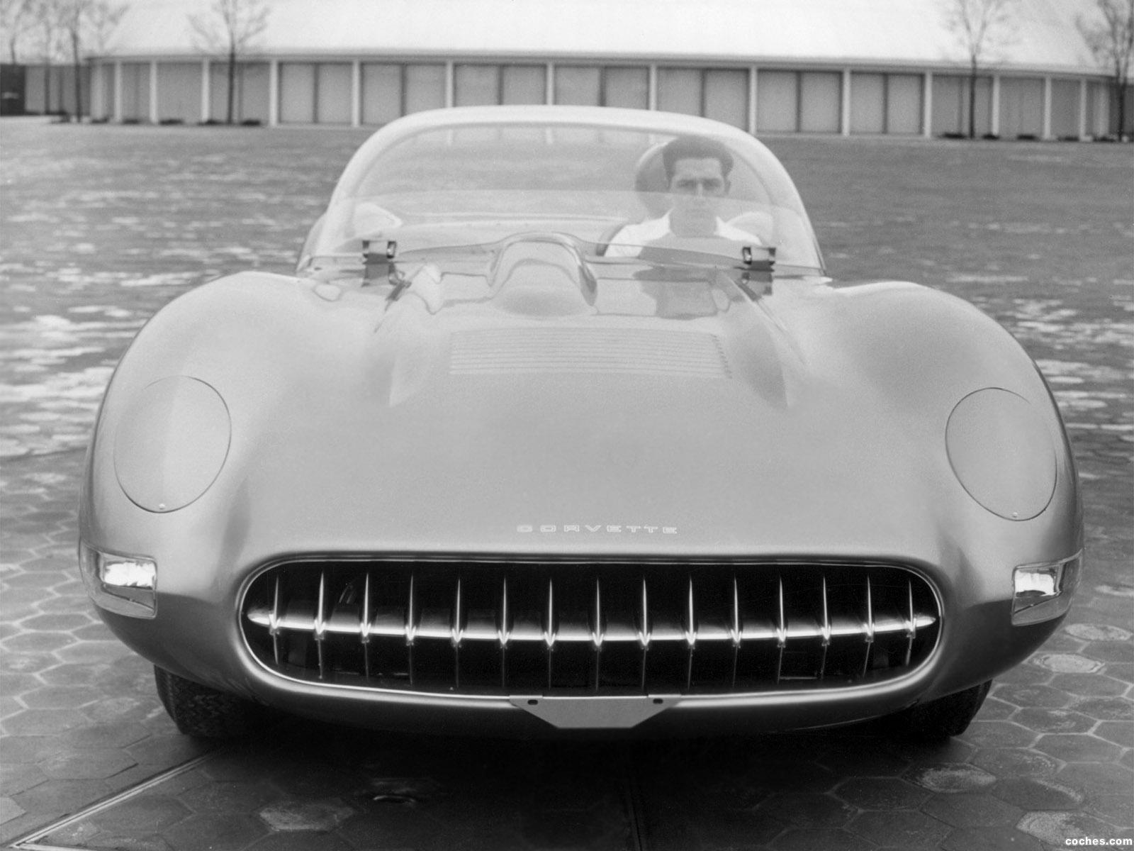 Foto 0 de Chevrolet Corvette SS XP 64 Concept Car 1957